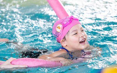 2~3歳児水泳