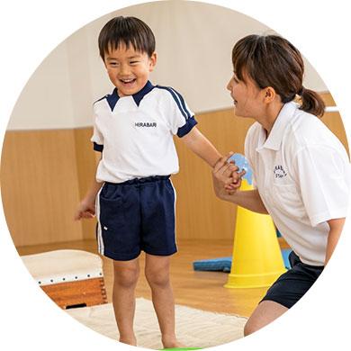 2~3歳児子供体育2